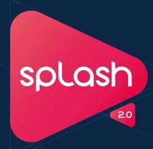 логотип Splash плеера