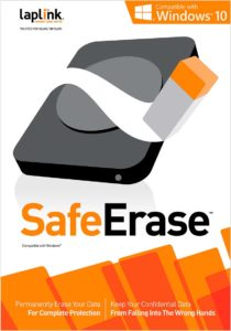 start SafeErase