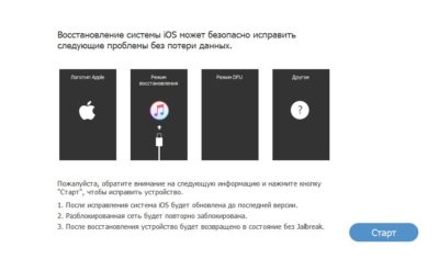 iPhone Data Recovery айфон