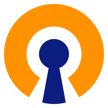 лого опен впн
