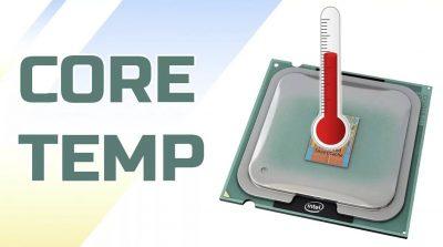 core temp portable