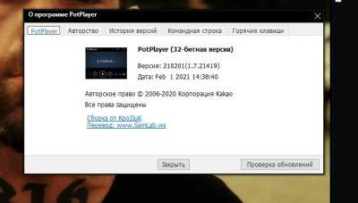 potplayer rus